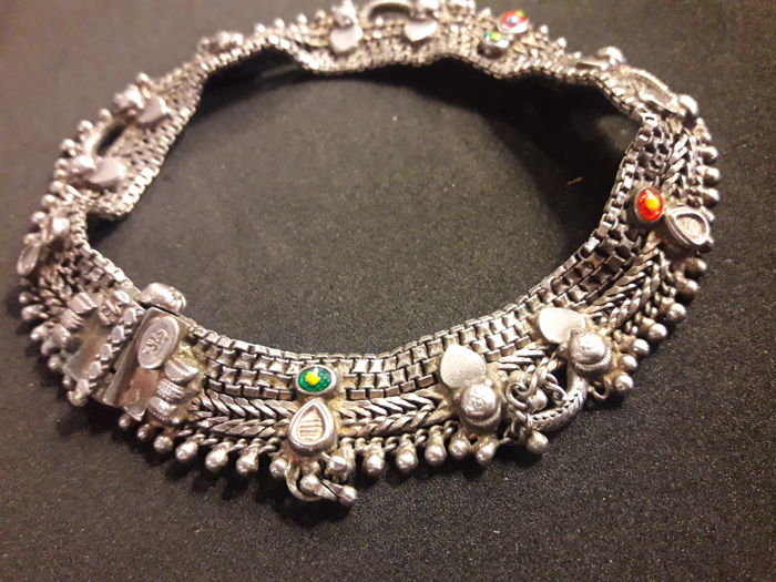 Anklet Rajasthan - India - Second half of 20th century