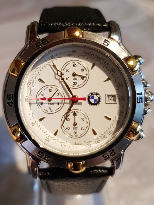 BMW - watch chronograph for men - 1985
