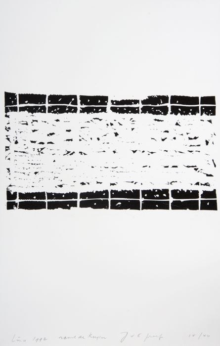Raoul De Keyser - Lino 1992