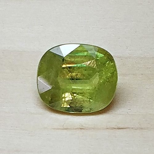 Sphene - 2.66 ct. - No Reserve Price