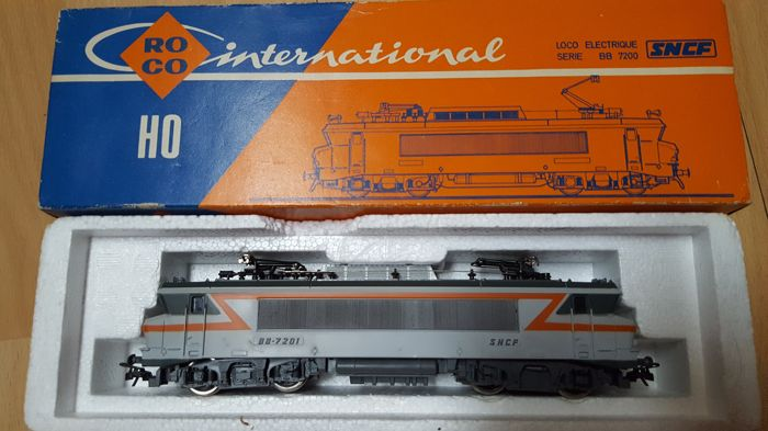 Roco H0 - 4199 - Electric locomotive - SNCF