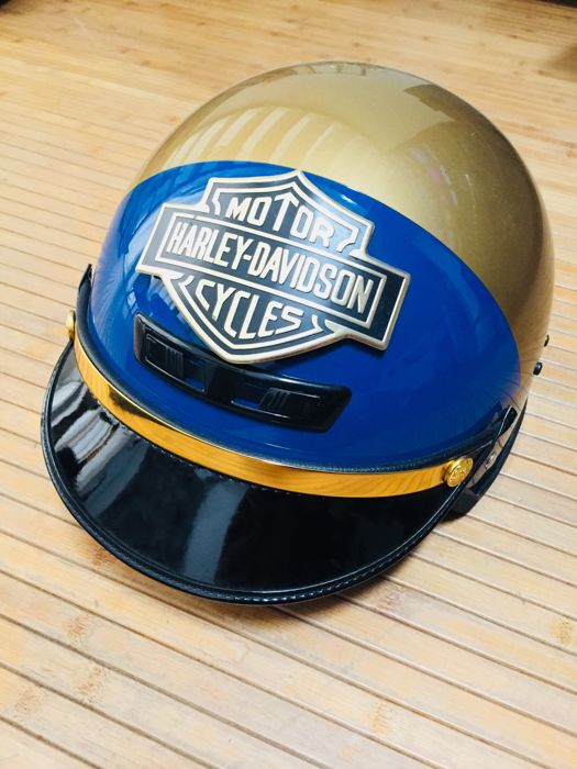 Harley Davidson limited edition American police helmet