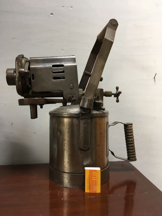 Enormous British Safety Stove, 1941-1942