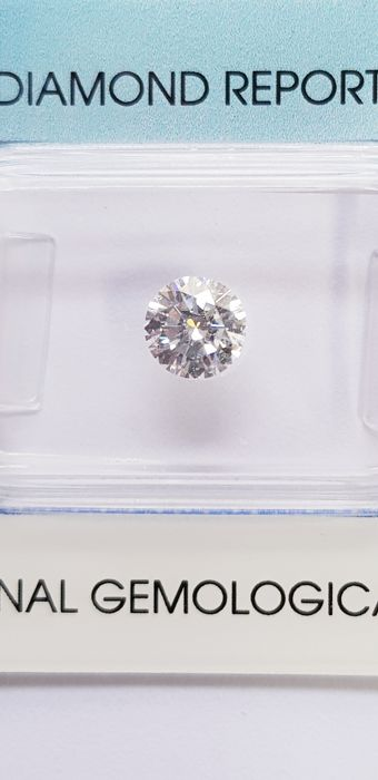 0.70 ct brilliant cut diamond DVS 1