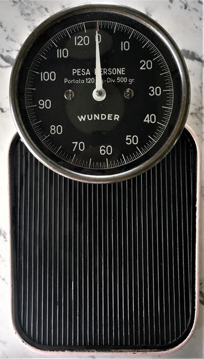 """""""Wunder"""" 120 kg Professional body weight scale"""