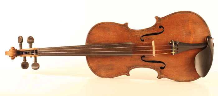 Gorgeous Master Violin:  Jo Baptista Ceruti Cremona Fecit Anno 1805! Lovely antique masterpiece.