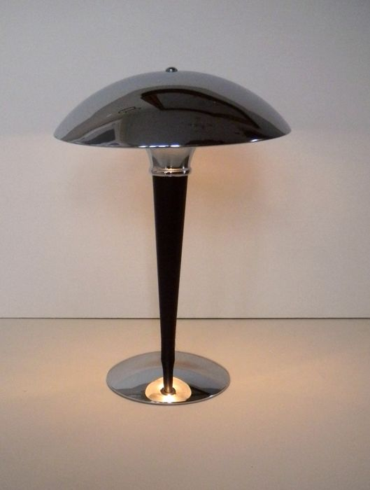 Collins England Art Deco Style Table Lamp Catawiki