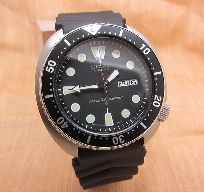 Seiko - Scuba Turtle  - 6309-7040 Automatic - Heren - 1990-1999
