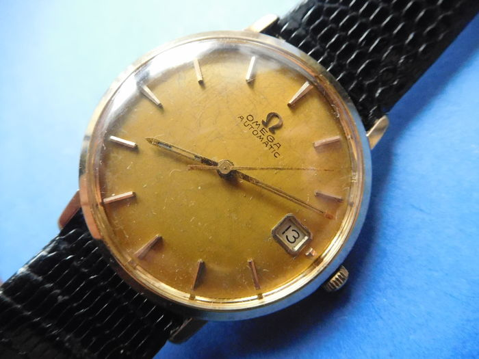 Omega - classic-vintage box - 14791-sc-62 - Men - 1970-1979