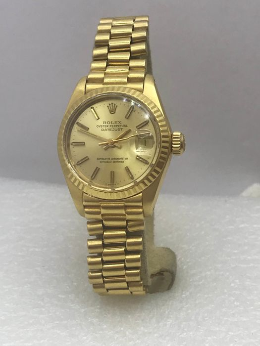 Rolex - Datejust  - 6917 - Women - 1970-1979