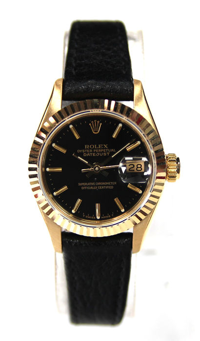 Rolex - Datejust - 69178 - Dames - 1983