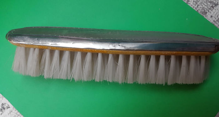 Antique silver brush - early 20th century