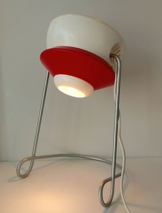"Grolsch design lamp ""Plop"". Advertising lighting - 2nd half of the 20th century"