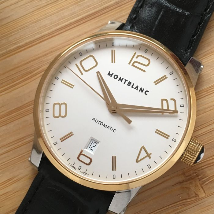 Montblanc - Timewalker New With Tags Gold Automatic  - 7210 - Férfi - 2011 utáni