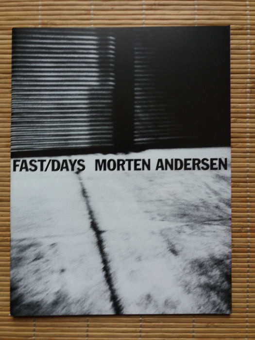Signed; Morten Andersen - Fast/Days - 2007