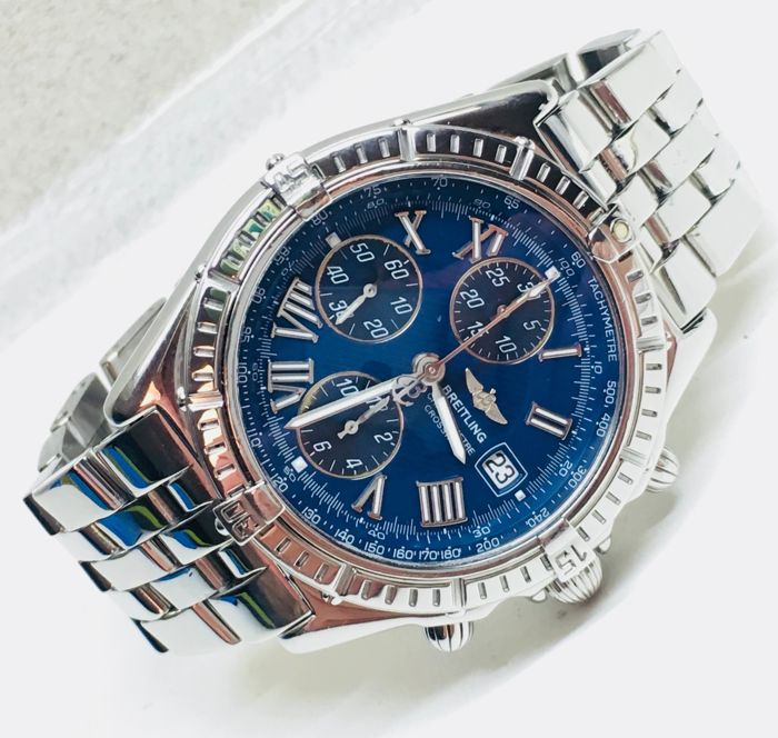 Breitling - Crosswind - Ref. A13355 - Hombre - 2000 - 2010