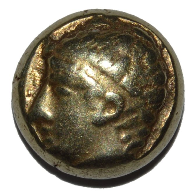 Griekenland (oud) - Ionia. Phocaea. EL sixth Stater or Hekte, ca. 477-388 BC.  - Goud