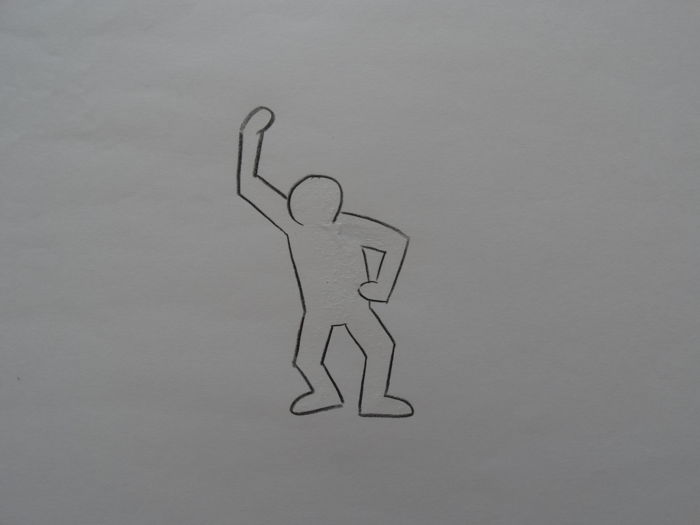 Keith Haring  - People Dance