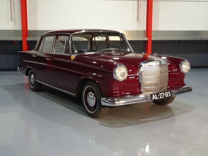 "Mercedes-Benz - 190 Automatic ""Heckflosse"" - 1965"