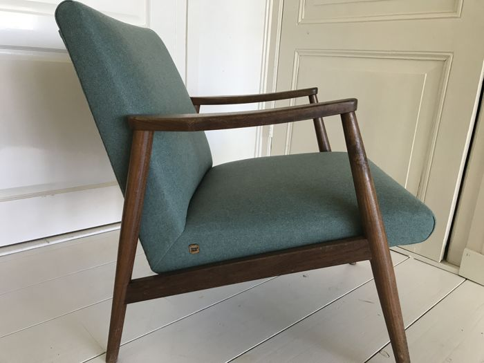 Magnificent Manufacturer Unknown Mid Century Modern Armchair Catawiki Ocoug Best Dining Table And Chair Ideas Images Ocougorg