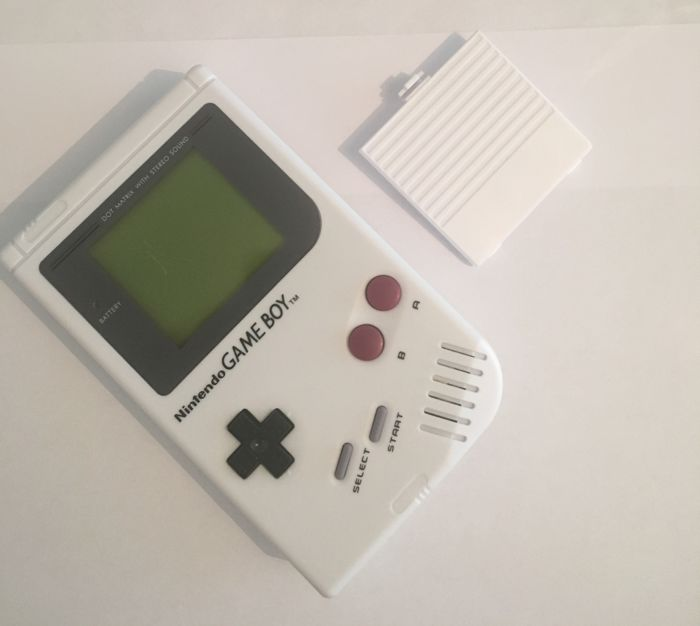 Nintendo, Nintendo Game boy Gameboy Classic 1989 DMG-01 New State - Console