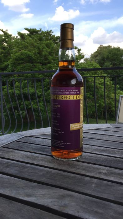 Littlemill 22 years old 1989 - The Perfect Dram