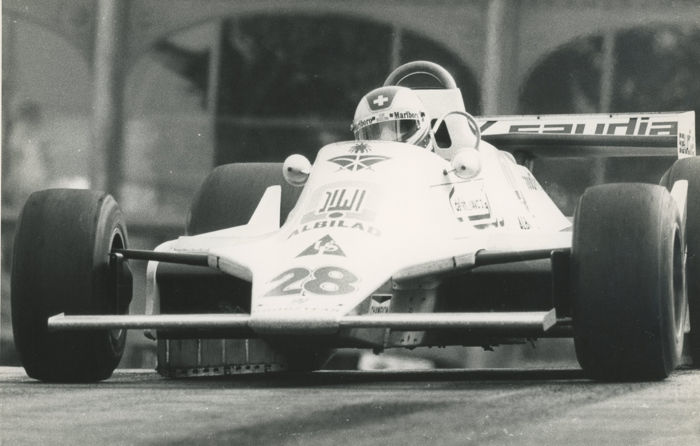 1980  Monaco Grand Prix Reutemann Winner  Michael Hewett original photograph