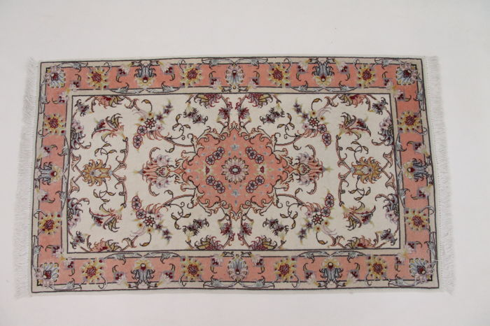Tabriz with silk, Iran, 1.20 x 0.70