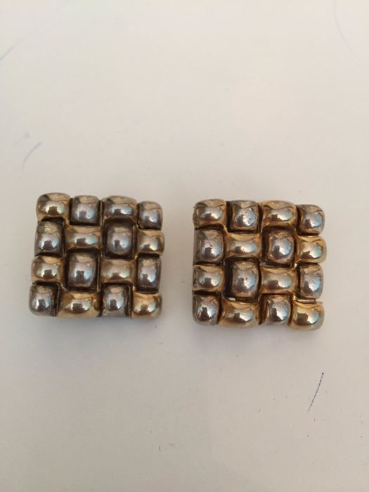 Paco Rabanne - Earrings  - *No minimum price* - Vintage