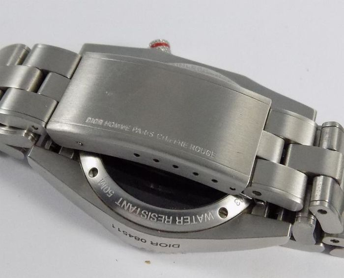 6f9d6d66ddbe Dior - Christian Dior - Chiffre Rouge - Thick Case - A03 - Men - 2000 s