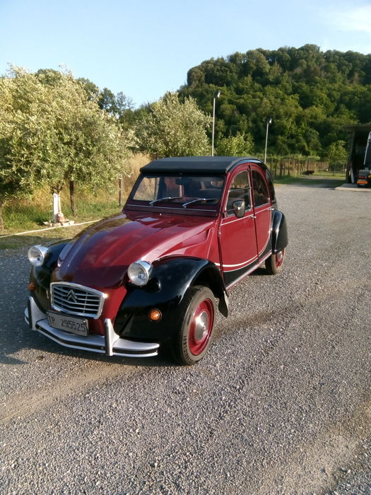 Citroën - 2 CV Charleston - 1983