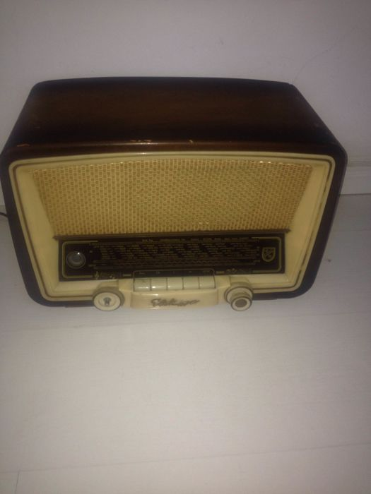 Nordmende Elektra 56 antique tube radio 1955