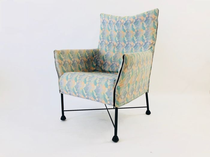 Fauteuil Charly Montis.Gerard Van Den Berg Voor Montis Charly Fauteuil Catawiki