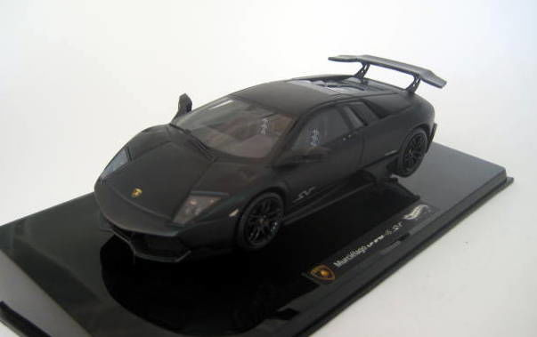 Hot Wheels 1 43 Lamborghini Murcielago Lp670 4 Sv Catawiki