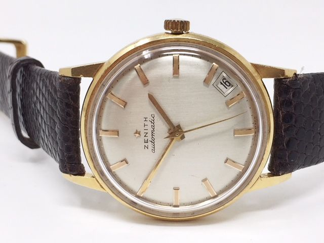 Zenith - Calibre 2542PC Automatico - 2542PC - Heren - 1960-1969