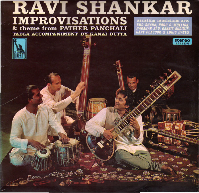 The Concert For Bangla Desh (3LP box) + 3 albums by Ravi Shankar (4LPs) -  Catawiki