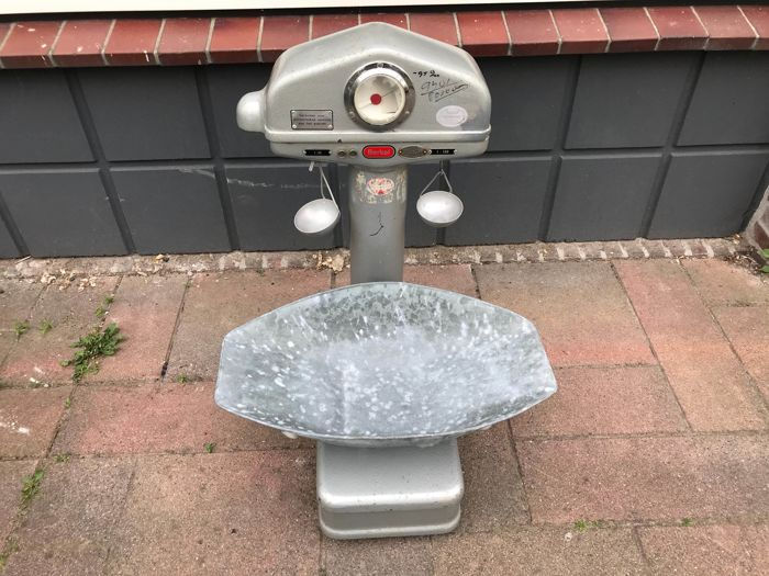 Berkel industrial vintage scale - PT No 11334 - 20 kg scale