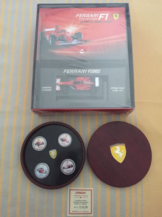 Badge - Ferrari coin - 2017