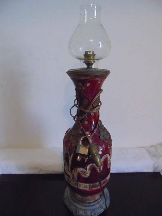 Beautiful old lamp made by Legrand