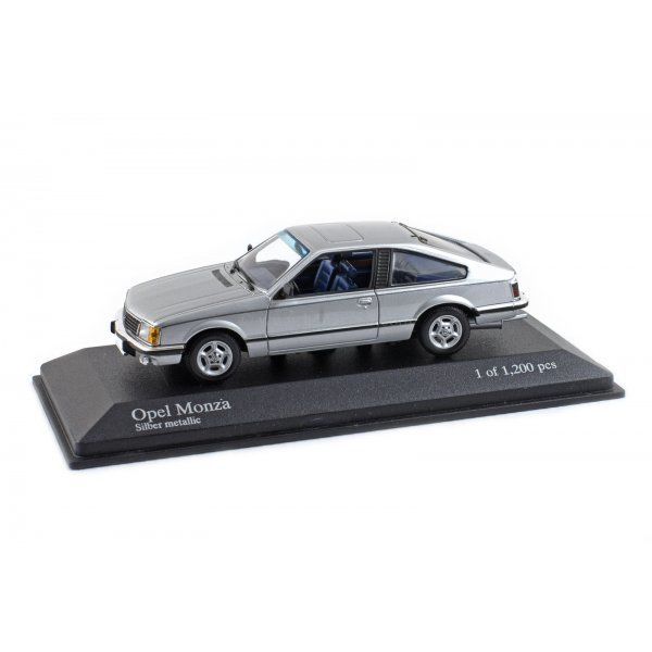 MiniChamps - 1:43 - Opel Monza 1980 - Limited Edition of 1.200 pcs.