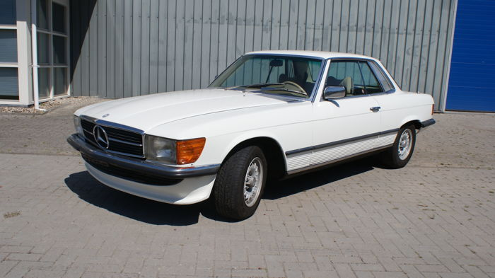 Mercedes-Benz - 280 slc - 1980