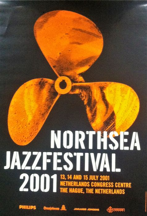 Triso - North Sea Jazzfestival - 2001