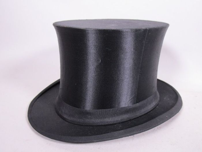 127c69f6996 Chapeau claque - Pohle Collapsible Top Hat - Catawiki