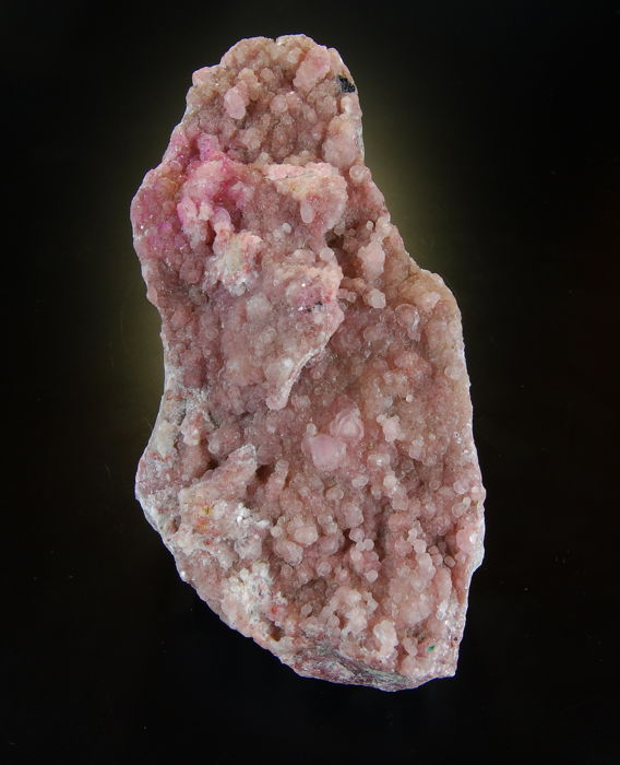 Cobalto Calcite - big specimen from rare location - 11,0 x 5,5 x 3,5 cm - 269 gm