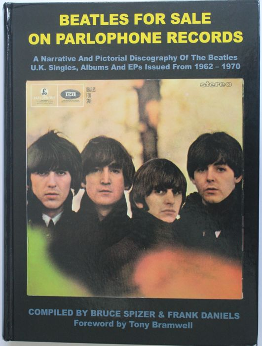 Beatles for Sale on Parlophone Records - 2011