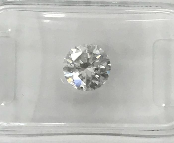 1.25ct  Round Brilliant-Cut  Diamond Natural  color E SI3 +++Low   Reserve Price +++
