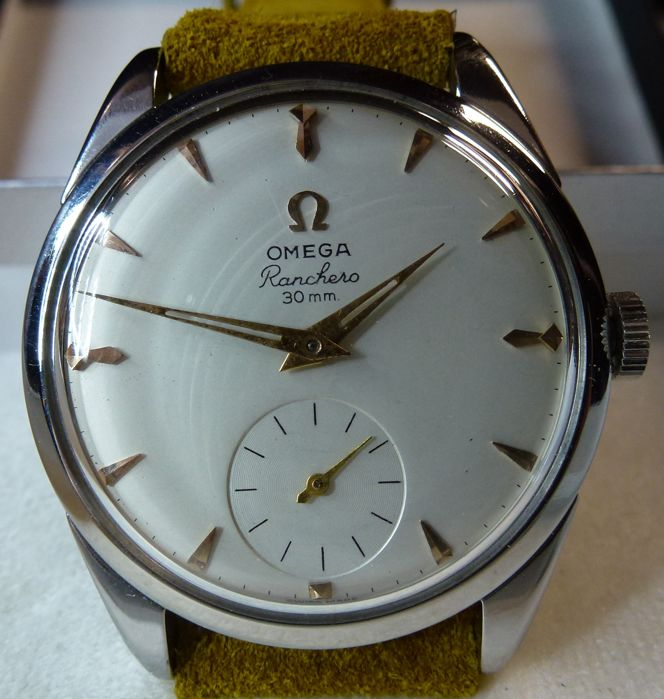 Omega - Seamaster Ranchero 30mm - 2900-6 - Heren - 1960-1969