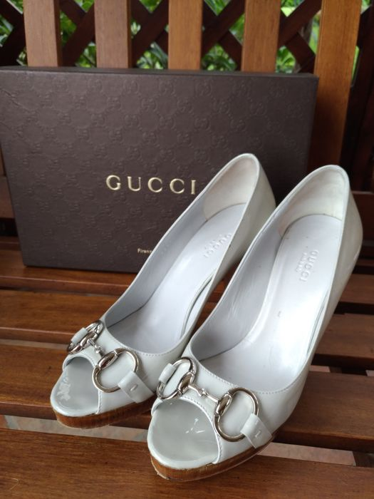 Gucci - Decolleté open teen- mis. 36 C