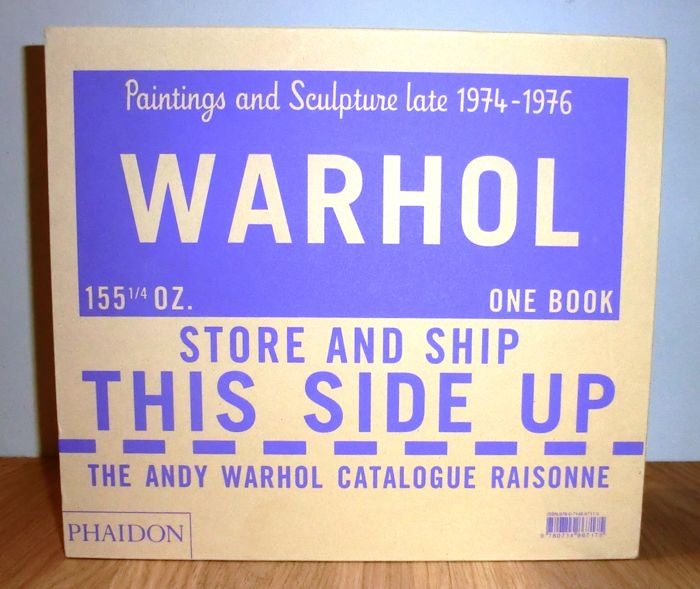 Andy Warhol - The Andy Warhol Catalogue Raisonne Volume 04 - 2014