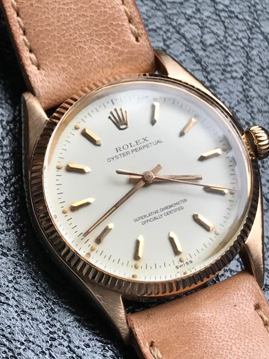 Rolex - Oyster Perpetual 6567   - Unisex - 1950-1959
